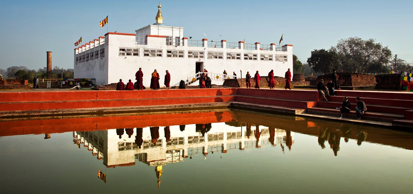 Lumbini Peace Tour